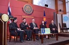 Thailand marks 50th anniversary of ASEAN
