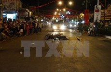 Traffic accidents rise sharply during Tet