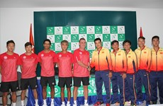 Davis Cup: Vietnam look to beat Hong Kong