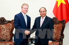 Vietnam continues boosting ties with the US: PM