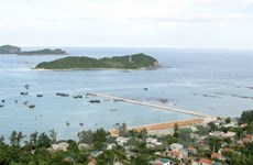 Marine economy vital to Co To island district