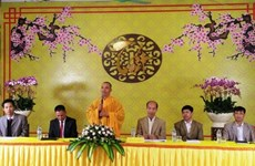 Buddhist festival promotes healthy lifestyle