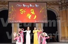 Overseas Vietnamese celebrate traditional Tet festival