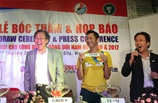 Vietnam in difficult group at Asian badminton champs