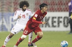Vietnam to host 2018 AFC U23 qualification