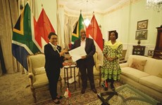 Indonesia, South Africa beef up trade ties
