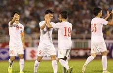 Vietnam beat Malaysia 3-0 in friendly