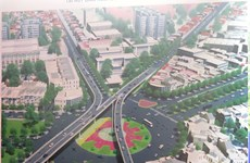 HCM City builds flyovers to deal with traffic congestion
