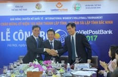 Int'l women's volleyball tourney to open in Hanoi
