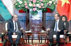 President urges Vietnam, Uzbekistan to tap cooperation potential