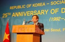 Vietnam-RoK celebrate 25 years of ties