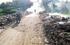 Bac Ninh trade villages face major pollution