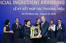 Vietnamese firms eye co-branding goal