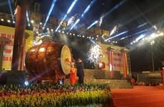 Thai Binh: 2017 Tran Temple Festival opens