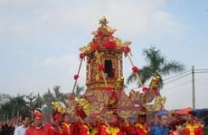 Tan Vien Son Thanh festival opens in Ba Vi