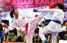VN karatedo target four golds at SEA Games
