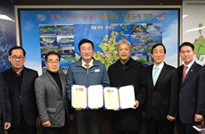 Vietnam, RoK sign co-operation MoU on taekwondo