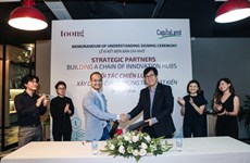 Deal signed to develop co-working space in Vietnam