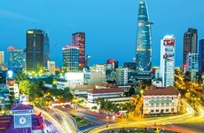 HCM City targets 8.7 percent growth in 2017