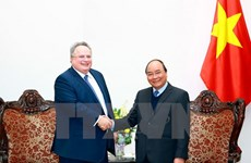 PM: Vietnam advocates enhancing ties with Greece