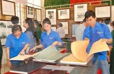 Hoang Sa, Truong Sa exhibition comes to Thai Nguyen
