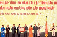 Bac Ninh urged to become symbol of Vietnam's rise in high technology