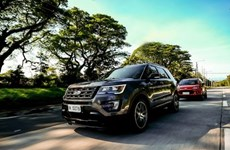 Ford sells 2,544 units in January