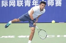 Ly Hoang Nam to play in Chinese F1 Futures event