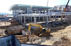 Da Nang airport's int'l terminal to be completed in March