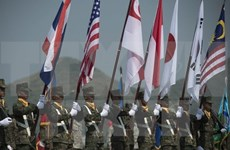 US, Thailand kicks off Cobra Gold military drill