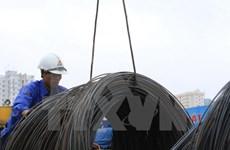 Steel production slumps in January
