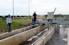 New solution for urban water drainage
