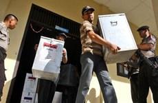 Regional head election runs smoothly in Jakarta