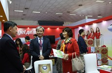 Vietnam attends travel trade show in India