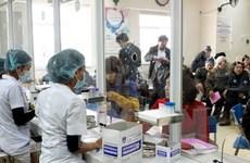 Government aims to improve border health checks