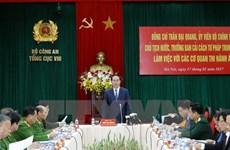 President highlights improving execution of sentences
