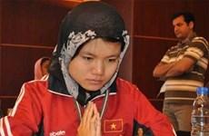 Vietnamese has shock win at world chess champs