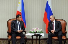 Russia offers to share intelligence with Philippines