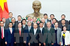 PM welcomes scientists' national constructive ideas