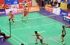 Japan takes badminton Asia mixed team championship