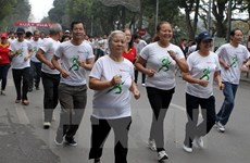 Vietnamese people called to run for health