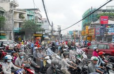 HCM City considers relocation of markets to ease traffic congestion