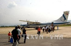 Upgrade plan for Dien Bien Airport to be adjusted