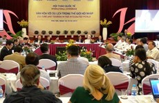 Conference highlights tourism roles in global integration