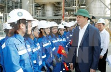 Thanh Hoa should focus on developing key economic sectors: President