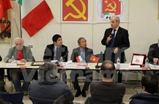 Italian Communist Party hosts workshop on Vietnam's revolution