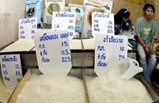 Thai rice auction draws bidders