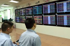 Property stocks boost benchmark VN-Index