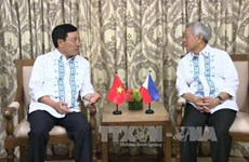 Vietnam, Philippines forge stronger partnership
