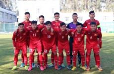Vietnam U19 lose to Chinese province